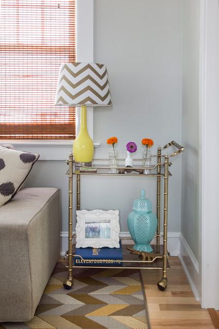 家居图册 客厅宽敞,明亮的设计风格公寓装修 公寓装修,混搭风格,可爱
