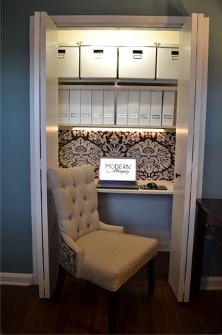 美式风格卧室三层半别墅现代奢华单人沙发图片