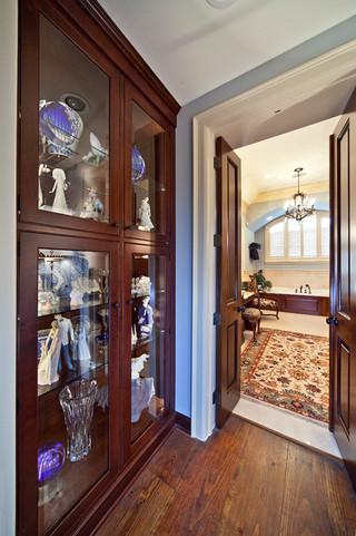 欧式风格客厅大户型客厅厨房地板效果图