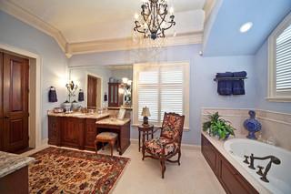 房间欧式风格大户型主卫改衣帽间装修图片