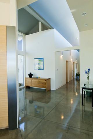现代简约风格卫生间阳台实用蓝色厨房富裕型装修图片