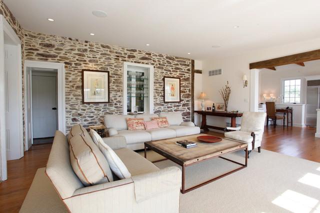 现代简约风格一层半小别墅艺术功能沙发效果图