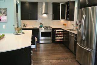 新古典风格客厅奢华富裕型2014家装厨房装修效果图