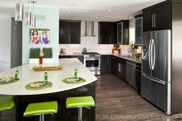 新古典风格卧室低调奢华富裕型客厅 吧台装修效果图