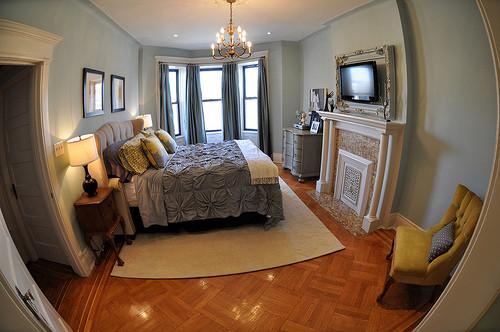 宜家风格客厅艺术家具富裕型10平方卧室装修效果图