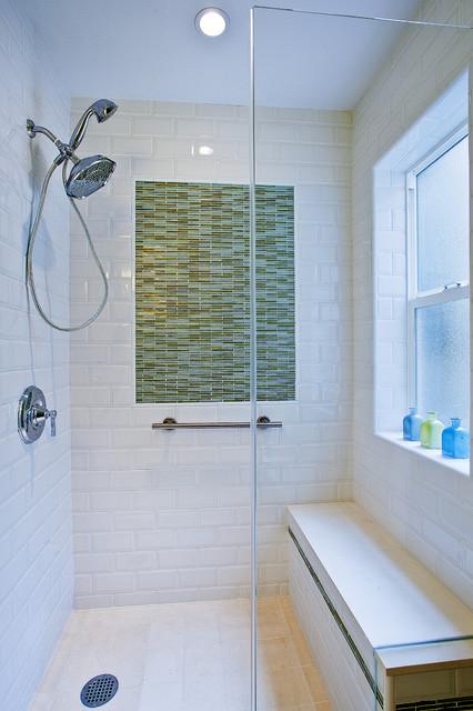地中海风格客厅时尚卧室富裕型整体淋浴房设计