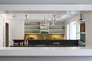 现代简约风格卫生间艺术家具豪华型厨房收纳架图片