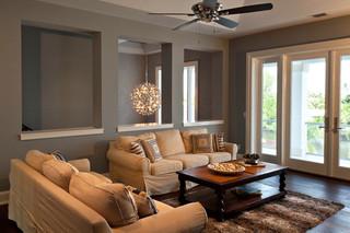 混搭风格客厅2层别墅豪华客厅2013最新客厅设计图纸