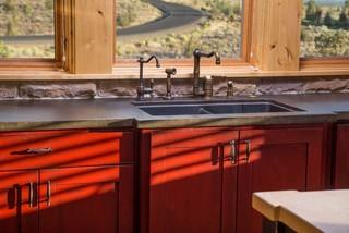 新古典风格客厅2014年别墅新古典2014整体厨房装修效果图
