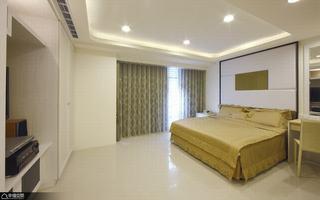 欧式风格别墅奢华卧室设计
