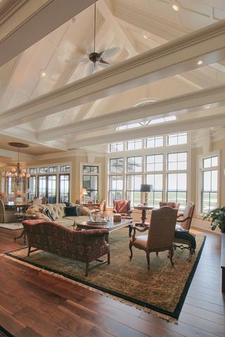 宜家风格200平米别墅豪华卧室客厅茶几地毯图片