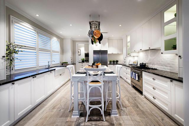地中海风格家具一层别墅温馨客厅布艺沙发床图片
