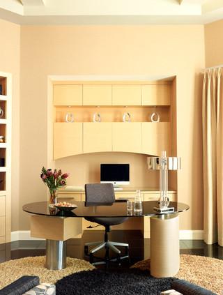 混搭风格客厅一层半别墅大气电视柜设计图效果图