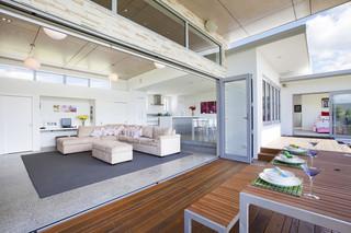现代简约风格客厅复式客厅时尚片中式沙发效果图