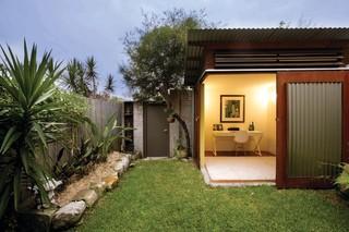 现代简约风格客厅浪漫卧室绿色橱柜富裕型装修图片