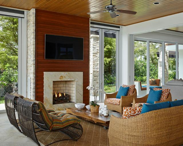 传统风格别墅设计 现代中的怀旧经典