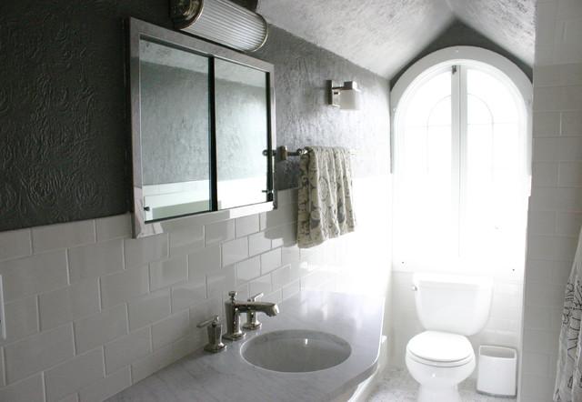 现代简约风格卫生间 小户型小清新 卫生间装修图片