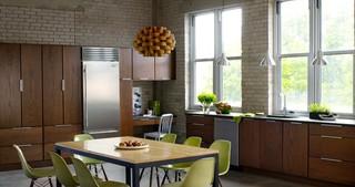 宜家风格客厅奢华富裕型家庭餐桌图片