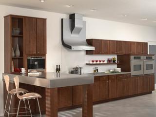 宜家风格低调奢华富裕型红木家具餐桌图片