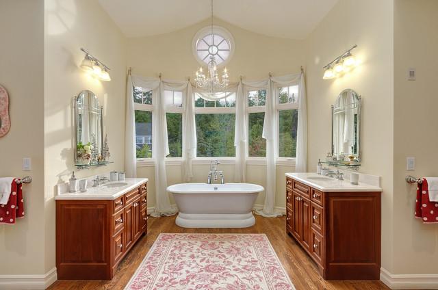 欧式风格三层半别墅豪华厨房设计图_齐家网装修效果图图片