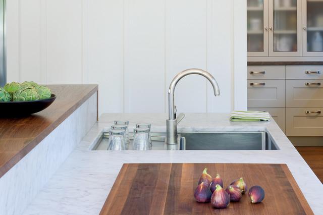 开放式厨房细节完美展示