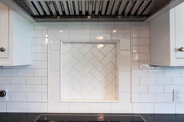 地中海风格客厅一层别墅唯美瓷砖电视墙效果图