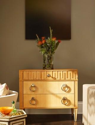 现代简约风格卫生间浪漫婚房布置富裕型入户鞋柜效果图