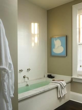 现代简约风格厨房浪漫婚房布置富裕型1m卫生间效果图