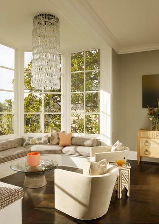现代简约风格卧室浪漫卧室富裕型最新水晶灯图片