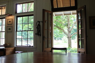 美式风格温馨卧室富裕型别墅门厅效果图