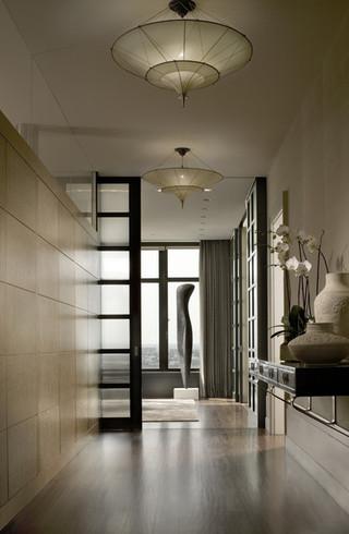现代风的曼哈顿公寓