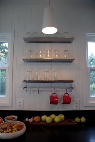 厨房整体到细节的完美结合