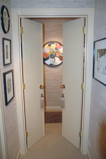 现代简约风格餐厅温馨客厅富裕型实木门板橱柜设计