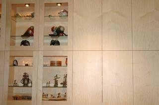 现代简约风格卧室温馨客厅富裕型厨房收纳架图片