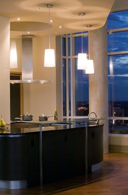 欧式风格客厅一层半小别墅豪华房子装修效果图