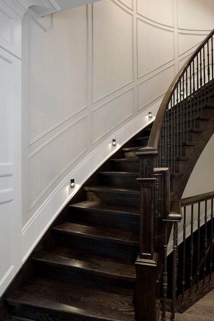 现代简约风格厨房复式小户型低调奢华别墅楼梯设计图装修效果图