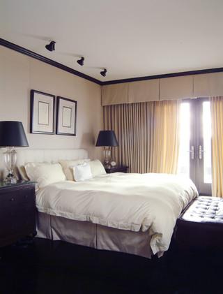 现代简约风格餐厅实用卧室7平方卧室效果图