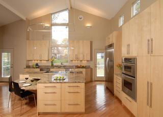 现代简约风格卫生间200平米别墅豪华厨房木地板专卖店图片