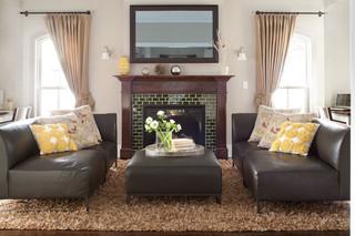 现代简约风格卫生间2013别墅欧式豪华单人沙发床效果图