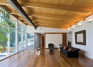现代简约风格客厅2层别墅豪华卫生间玻璃隔断装修效果图