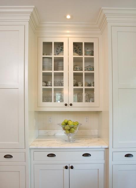 美式风格三层半别墅浪漫婚房布置收纳柜效果图高清图片