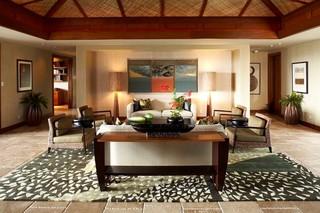 东南亚风格带泳池度假别墅 浪漫放松值得欣赏