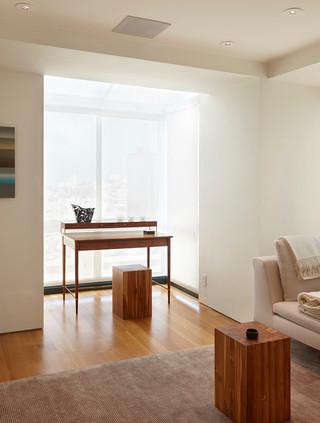 太平洋高地阁楼公寓装修风格