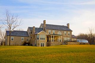 美式乡村风格2014年别墅欧式奢华客厅窗户效果图