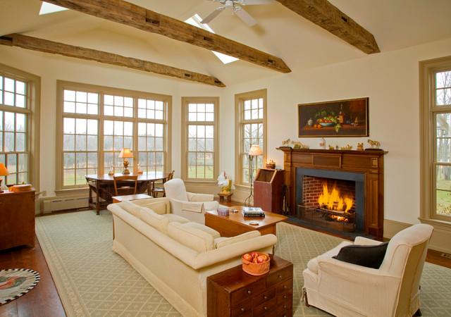 美式乡村风格卧室一层别墅及欧式奢华2013简欧客厅装修