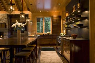 欧式风格卧室50平复式楼豪华型6平方厨房装潢
