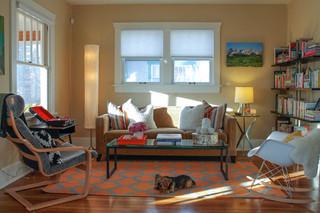 现代简约风格卫生间舒适经济型宜家椅子图片
