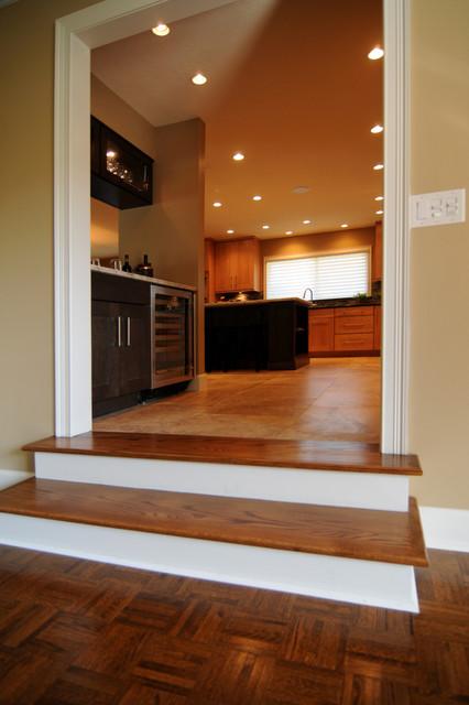 房间欧式风格稳重经济型室内地板砖图片