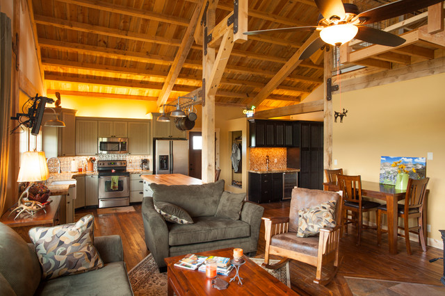 欧式风格复式别墅豪华厨房中式客厅吊顶装修效果图图片