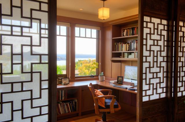 欧式风格客厅古典卧室富裕型厨房酒柜隔断设计图